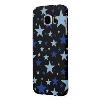 Blue Stars phone cases