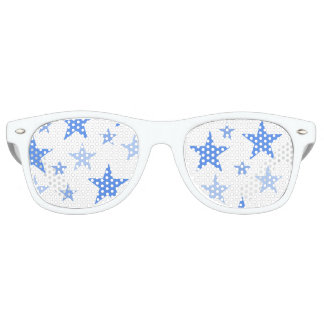 Blue Stars sunglasses
