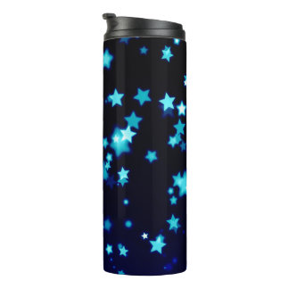 Blue Stars - Thermal tumbler