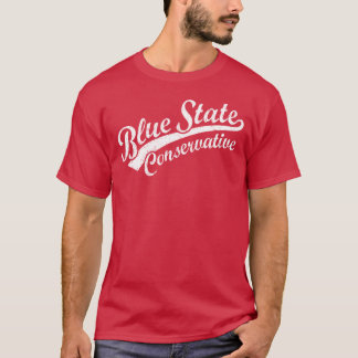 Blue State Conservative T-Shirt