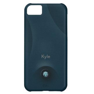 blue steel iPhone 5C case