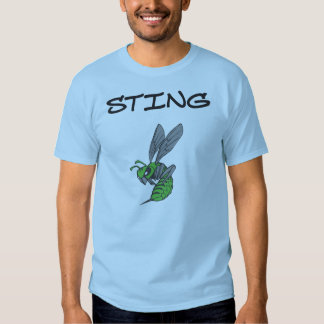 Blue Sting T-shirt