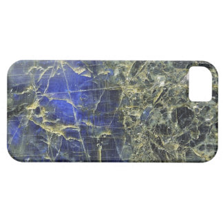 Blue Stone Case For The iPhone 5
