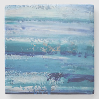 Blue Stone Coaster