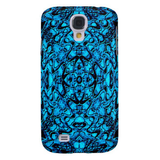 Blue Stone Galaxy S4 Case