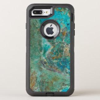 Blue Stone Image OtterBox Defender iPhone 8 Plus/7 Plus Case