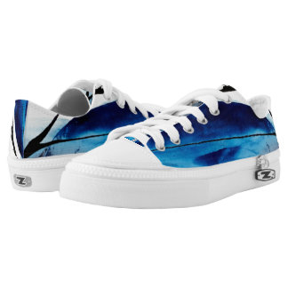 Blue Streak Shoes