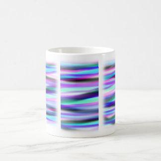 blue stream designer mug