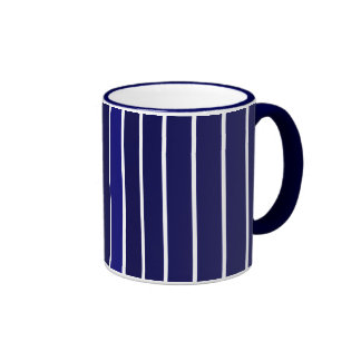 Blue Stripe Mug