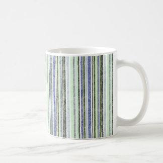 Blue Stripe Mug