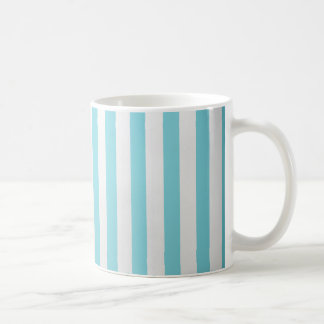 Blue Stripes Mugs