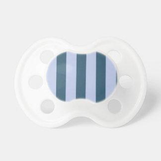 Blue Stripes Pacifiers