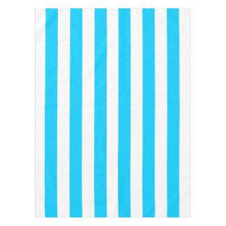 Blue Stripes Tablecloth