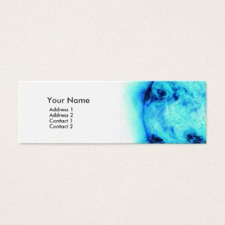 Blue Sun business card 2
