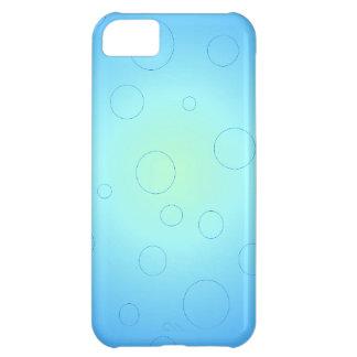 Blue Sun Sky Bubbles CricketDiane iPhone 5C Covers