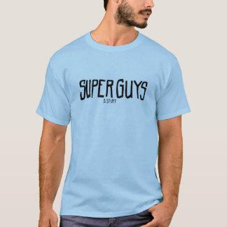 Blue Super Guys T-Shirt