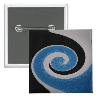 Blue Surf Four button