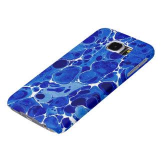 Blue Surf Samsung Galaxy S6 Cases