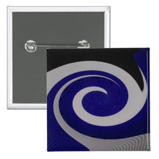 Blue Surf Two square button