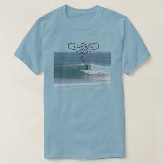 Blue Surfing Tee shirt for men