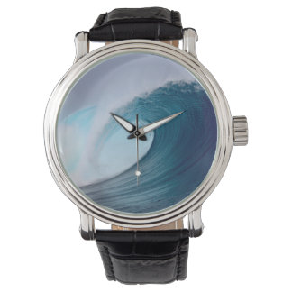 Blue surfing wave tropical ocean watch