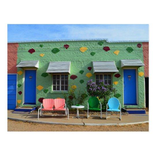 Blue Swallow Motel, Rooms 10 & 11, Tucumcari,