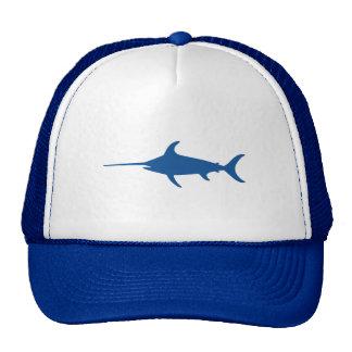 Blue Swordfish Cap