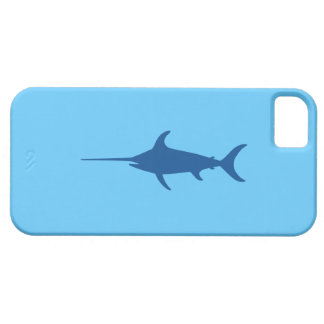 Blue Swordfish iPhone 5 Covers