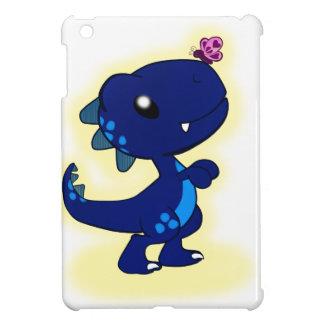 Blue T-Rex Cover For The iPad Mini