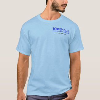"""BLUE T-SHIRT """"Sailboats"""" (LOGO IN FRONT)"""