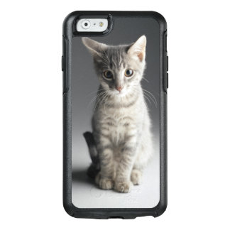 Blue Tabby Kitten OtterBox iPhone 6/6s Case