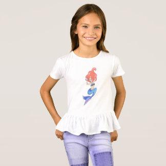 Blue Tail Mermaid T-Shirt