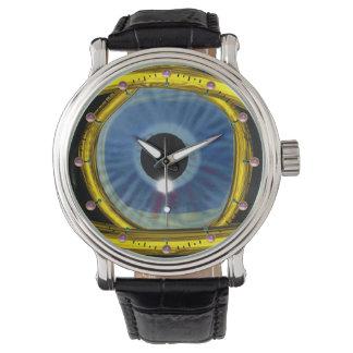 BLUE TALISMAN / BLUE EYE ,Black Wristwatches