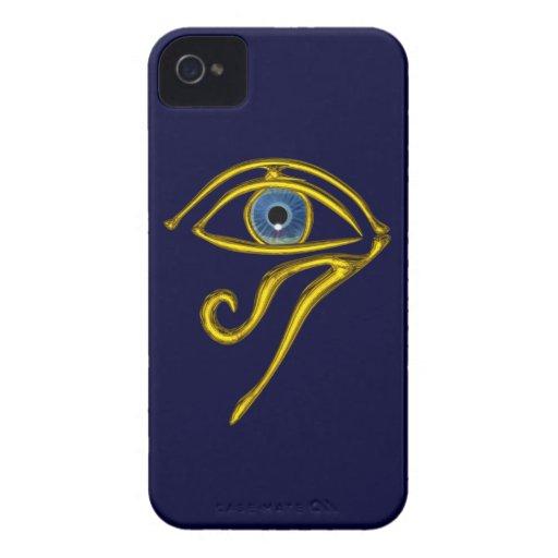 BLUE TALISMAN iPhone 4 Case-Mate CASES