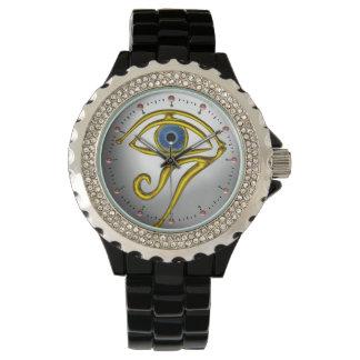 BLUE TALISMAN,  Moonstone White Grey Watch