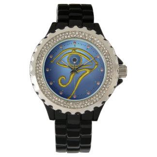 BLUE TALISMAN, Sapphire Wristwatch
