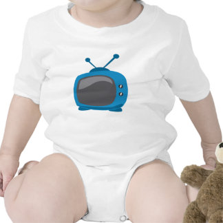 Blue Television T Shirts