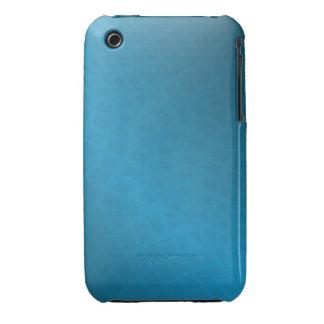 Blue Texture iPhone 3 Case-Mate Case
