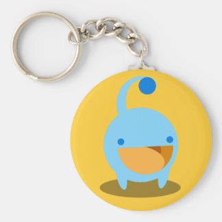 Blue Thingy Keychain