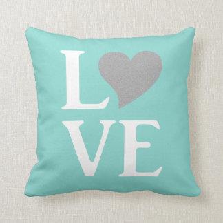 Blue Tiffany Graduate Tiffany Wedding Throw Pillow