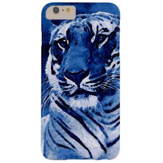 Blue Tiger Artwork iPhone 6 Plus Case