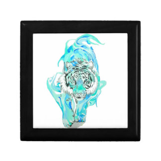 blue tiger gift box