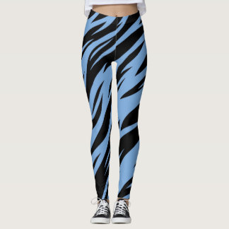 BLUE TIGER LEGGINGS