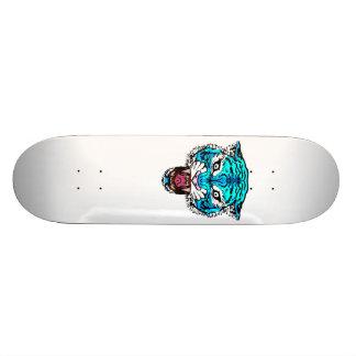 Blue Tiger Skateboard