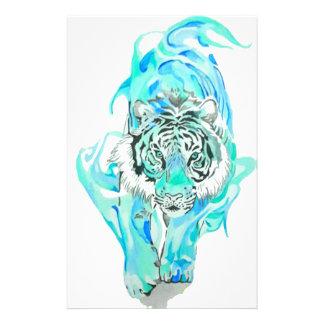 blue tiger stationery
