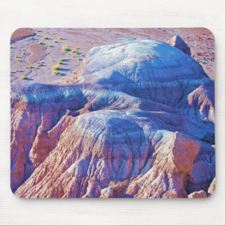 """""""Blue Tipped Hills"""" collection Mouse Pad"""
