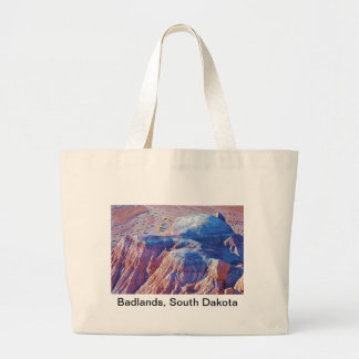 """""""Blue Tipped Hills"""" collection Jumbo Tote Bag"""