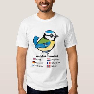 Blue Tit International Shirt