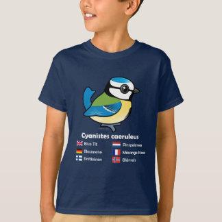 Blue Tit International T-Shirt