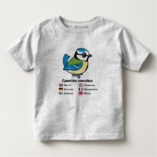 Blue Tit International T-shirts